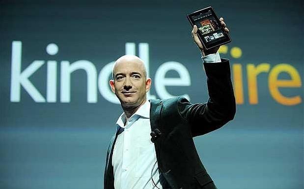 Amazon Jeff Bezos, Journalism