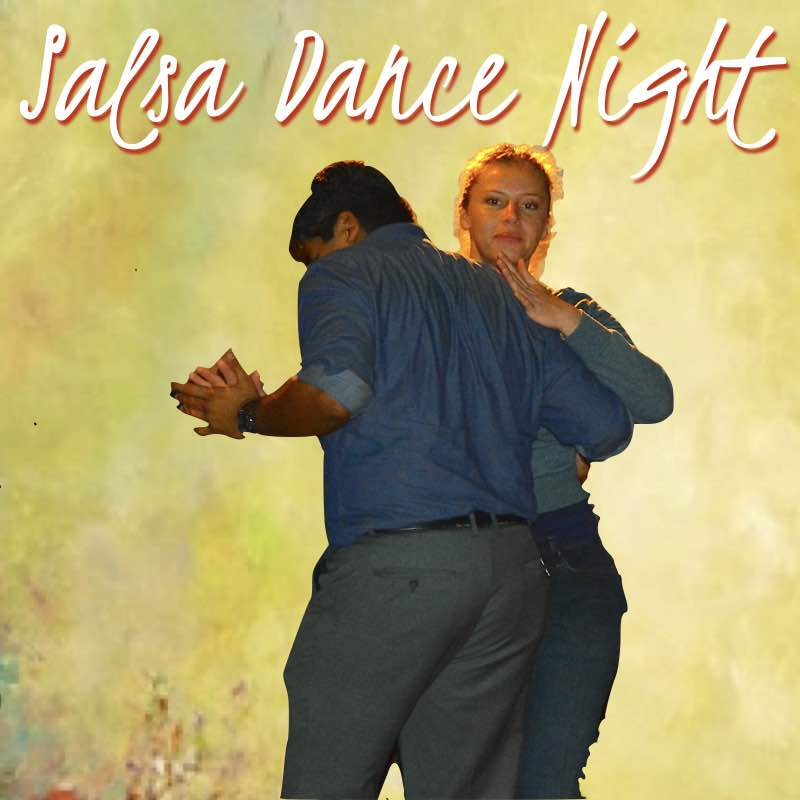 Salsa Dance Night at the Holiday Inn Middletown, NY