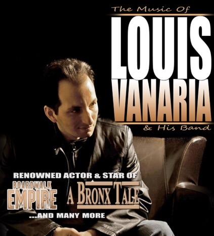 Louis Vanaria and JoAnn Robertozzi – One Night Only!