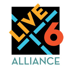 Live6 Alliance logo