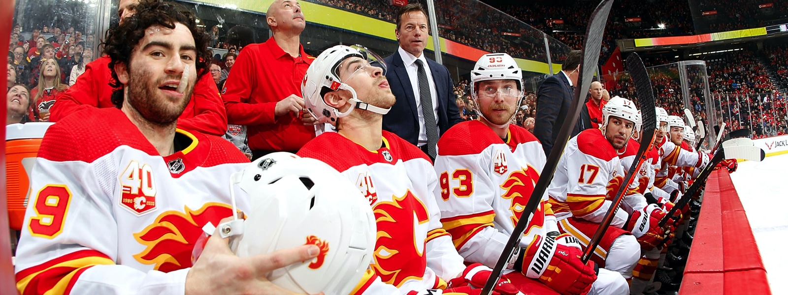 Flames Unfiltered – Episode 78 – The Fans Speak! – Markstrom, Ward and the Core