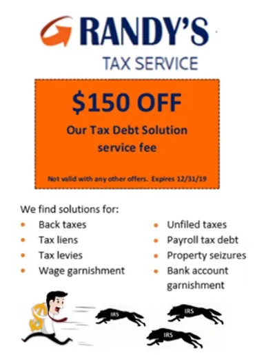 Randy's Tax Service, LLC.