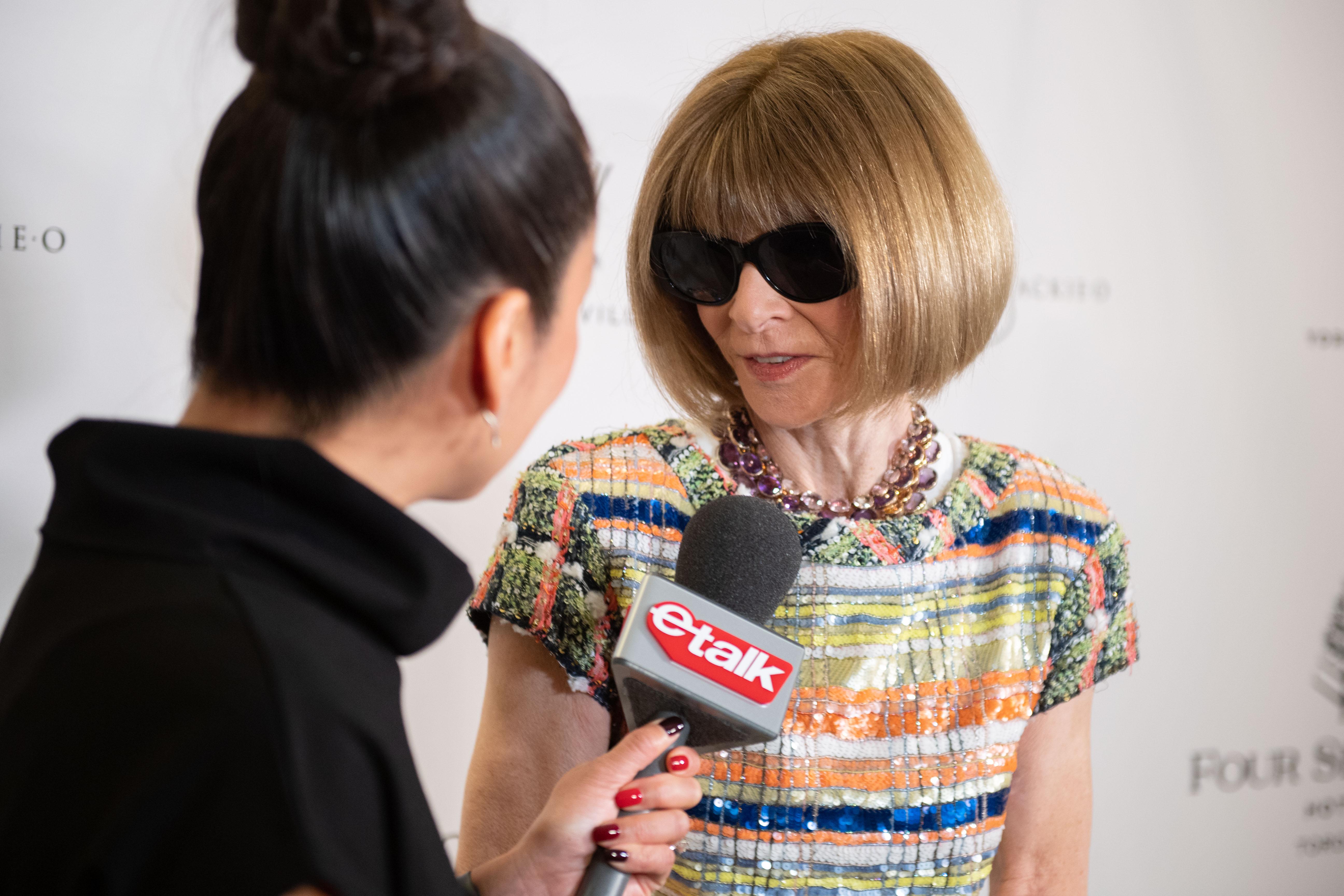 Icon Award Presentation with Dame Anna Wintour (TIFF 2019)-50