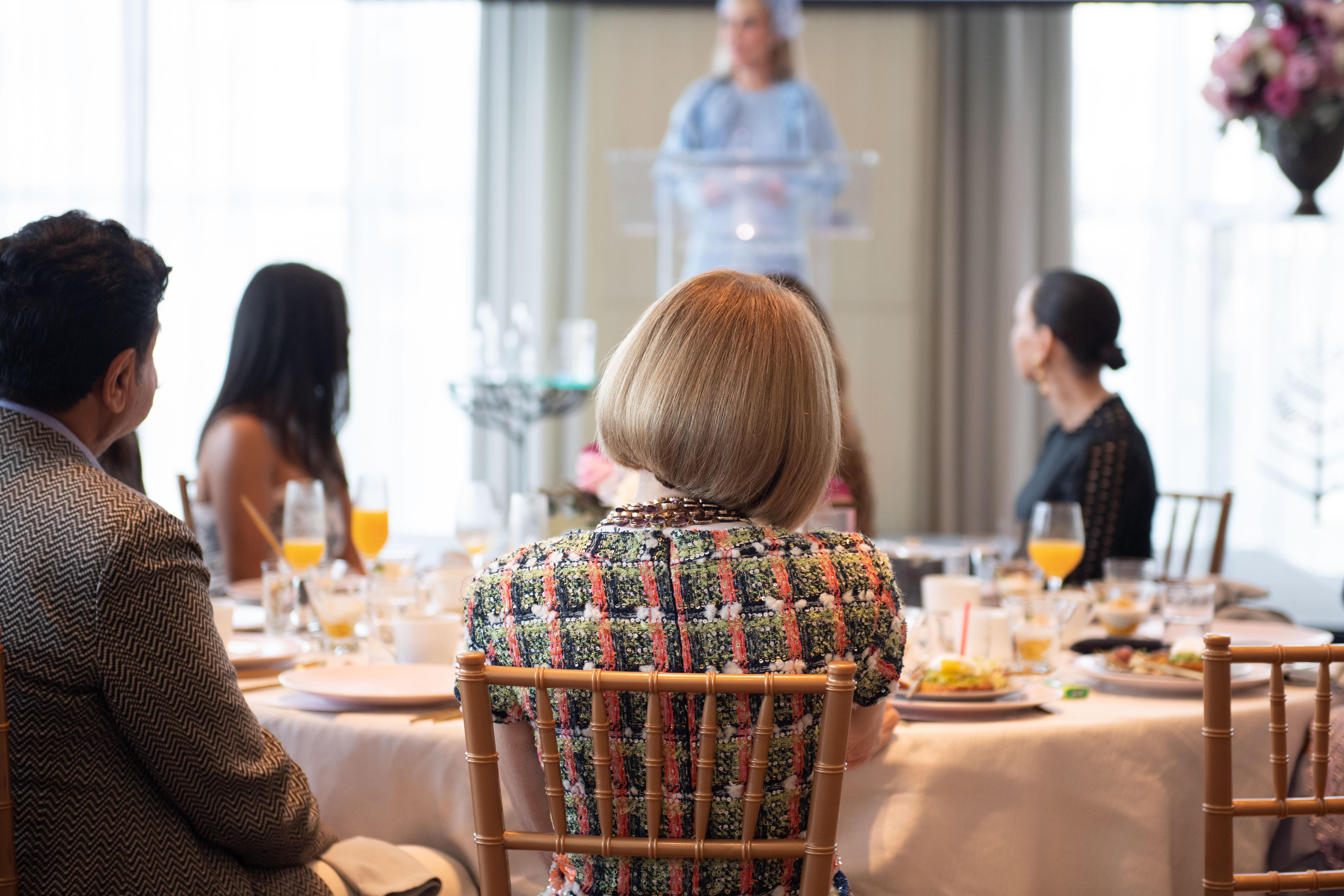 Icon Award Presentation with Dame Anna Wintour (TIFF 2019)-73