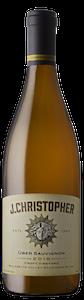 J Christopher Über Sauvignon wine 2018 Bottle