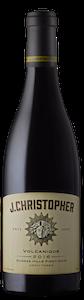 J. Christopher Volcanique Pinot Noir 2016 wine