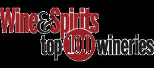 Wine & Spirits Top 100 Wineries Award logo