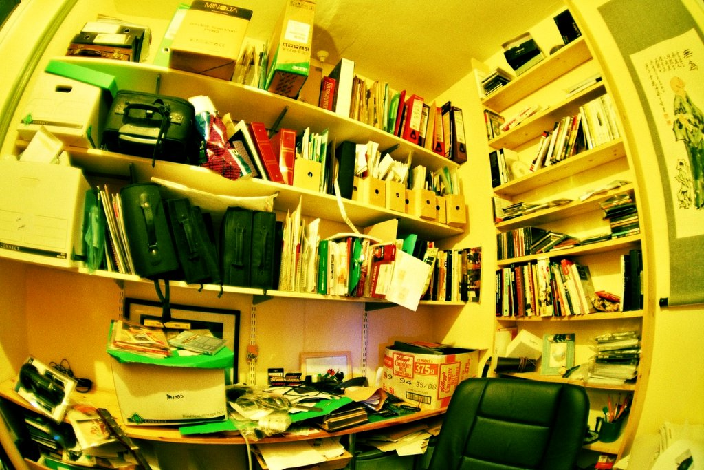 Clearing Clutter with John Rozenberg