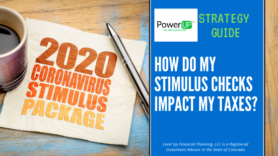 are my stimulus checks taxed