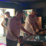 Michael Eavis Pinball Alley