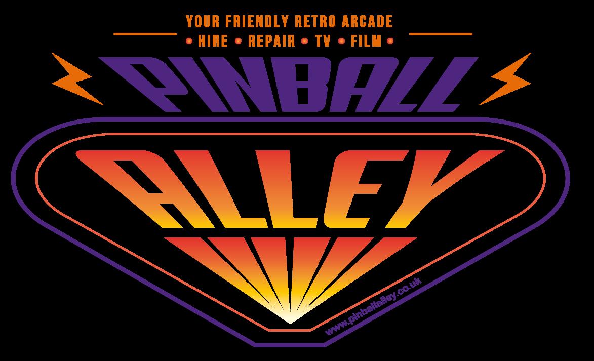 Pinball Alley Retro Arcade Hire London