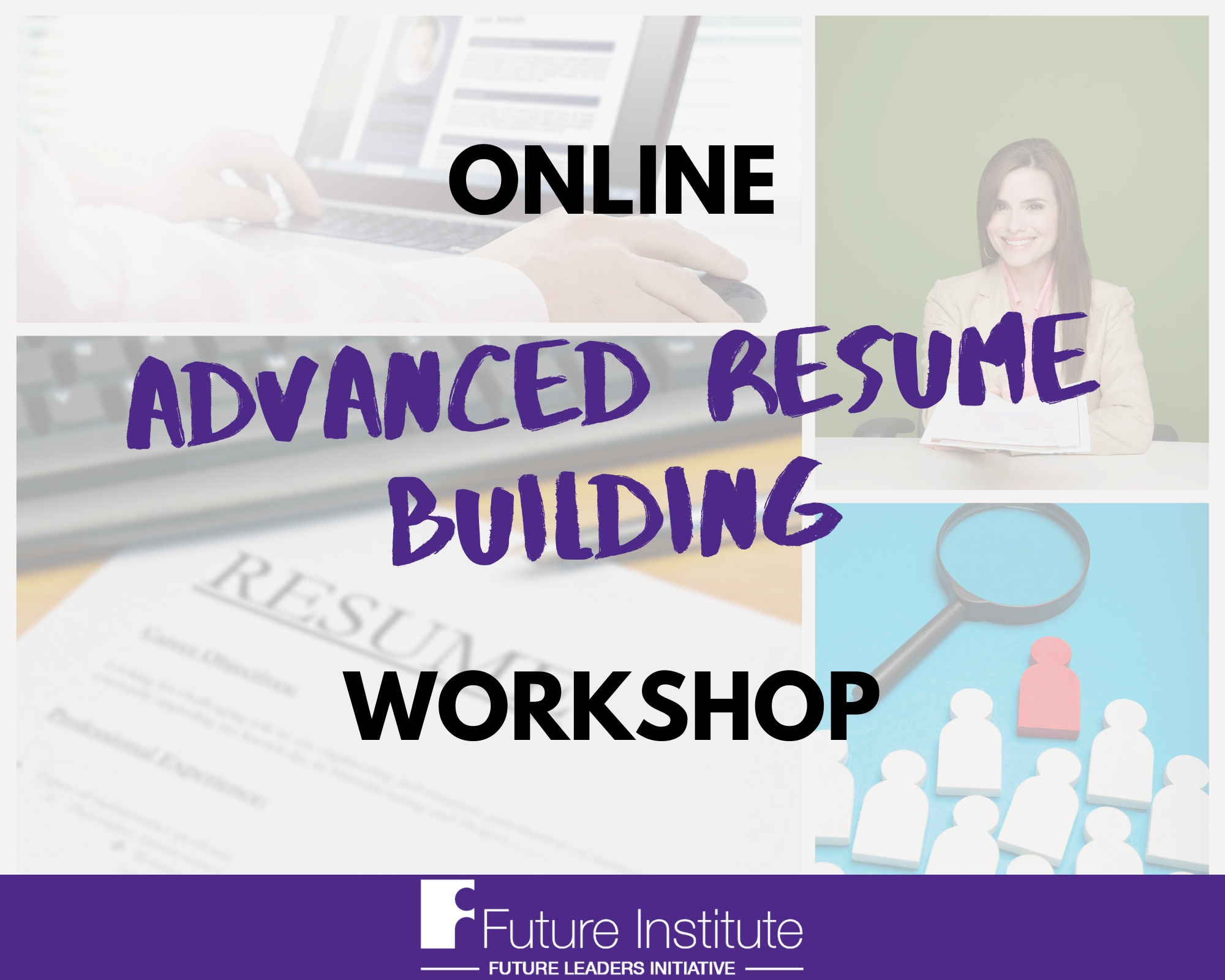 March 12th Fli Program Online Advanced Resume Building Workshop