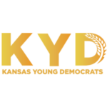Kansas Young Democrats Logo