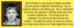 Gavin Phillips Author Penguin Series
