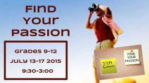 Grow a Generation - Find Your Passion (1)