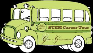 STEM CAREER TOUR BUS