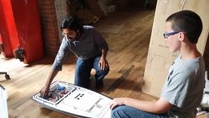Platypus LLC and Grow a Generation Distributive Robotics
