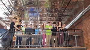 Platypus LLC and Grow a Generation STEM Careers Tour