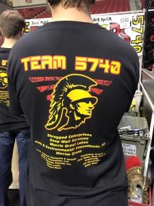 Cardinal Wuerl North Catholic Trojanators Team 5740 Tee Shirt