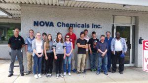 Grow a Generation 2016 STEM Careers Tour Nova Chemicals 1
