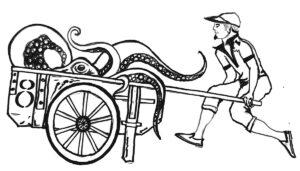 carello cart man