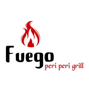 Fuego Peri Peri Grill Logo: Marketing Clarity Client