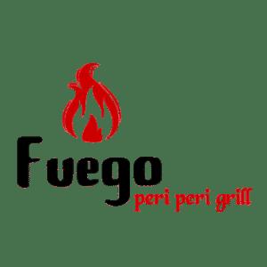 Fuego Peri Peri Grill Logo: Marketing Clarity Client