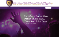 Fame Church Website