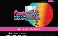Flamingo Window Cleaning Website