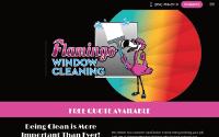 Flamingo Window Cleaning Website