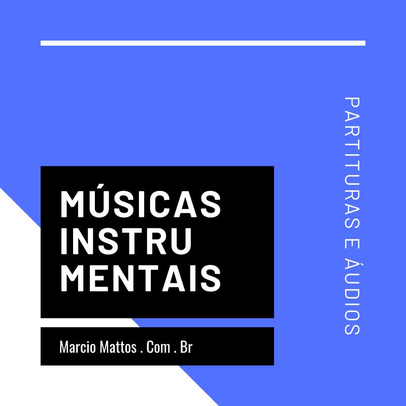 Músicas instrumentais - composições