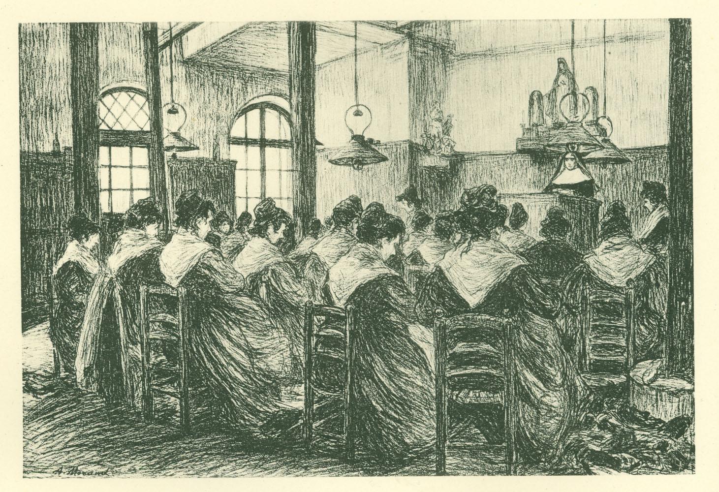 Sewing Workroom