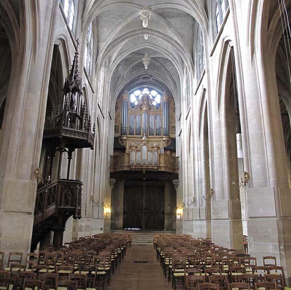 12. Saint-Laurent de Paris