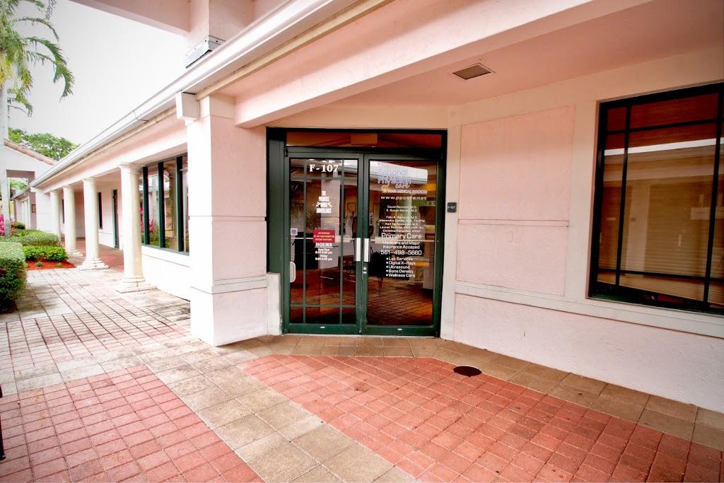 Personal Physician Care Delray Beach Main entrance