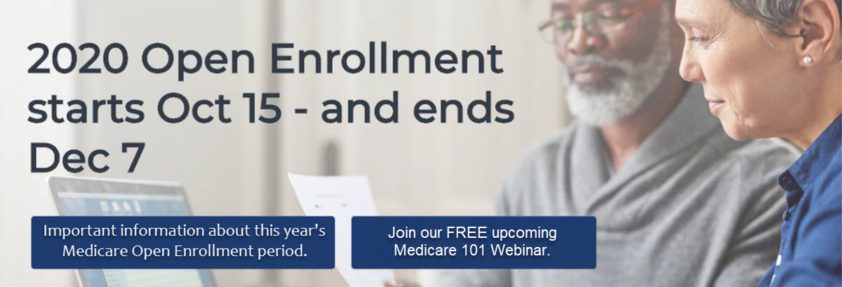 Personal Physician Care Medicare 101 FREE Open Enrollment Seminar Updated