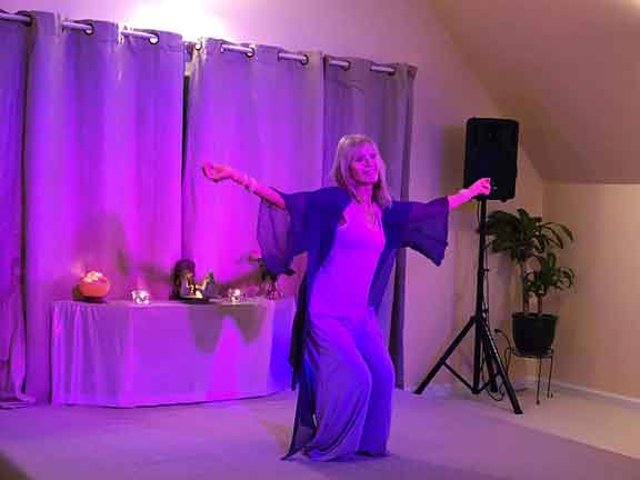 Performance Arts Salon Asheville