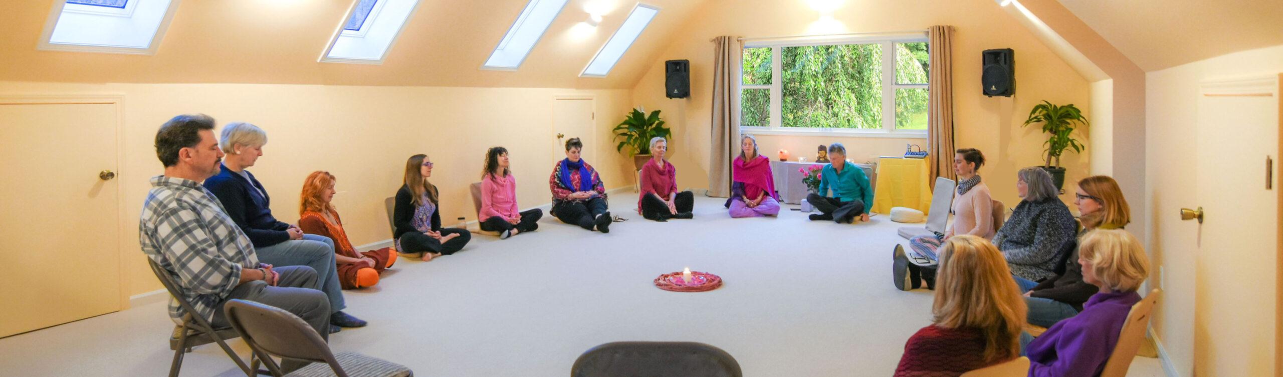 Meditation Retreats in Asheville