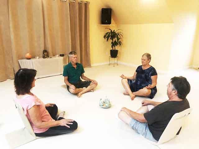 meditation gatherings near asheville