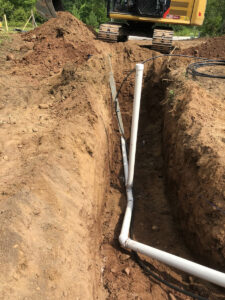 peterson-excavating-and-landscaping-duluth-minnesota-residental-septic-drainage-line