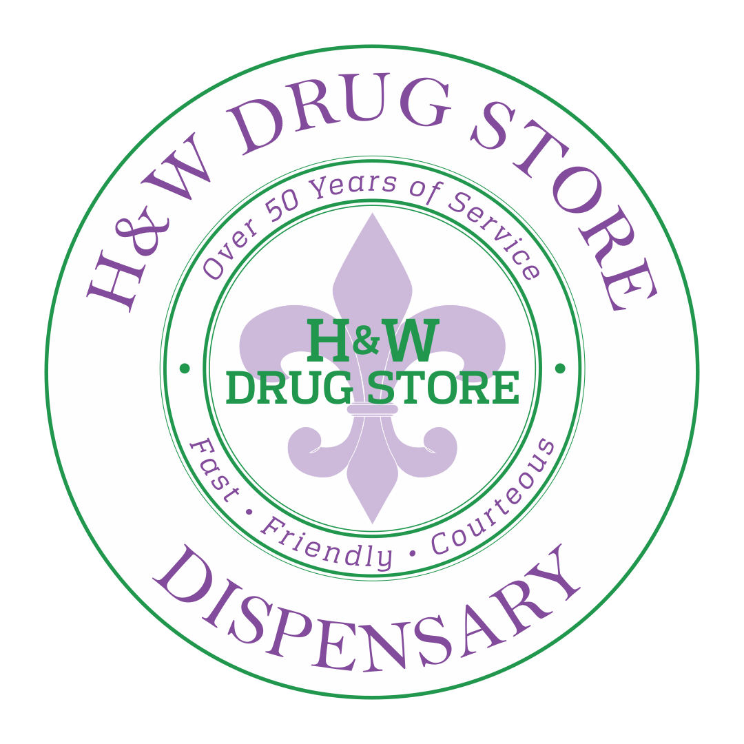 H & W DRUG STORE DISPENSARY