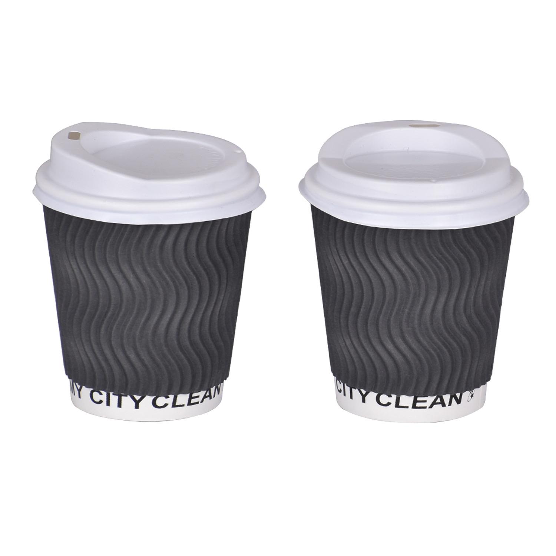 Paper coffee cups in bulk