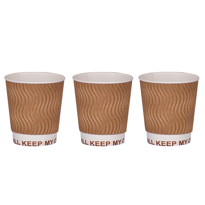Paper cups in bulk