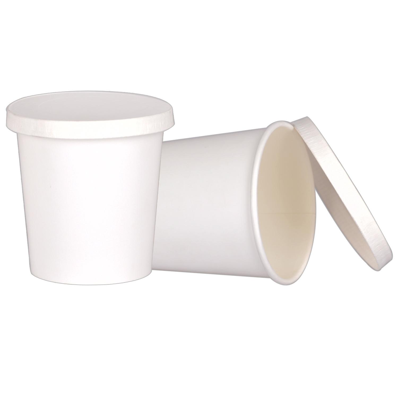 Paper food bowl in bulk