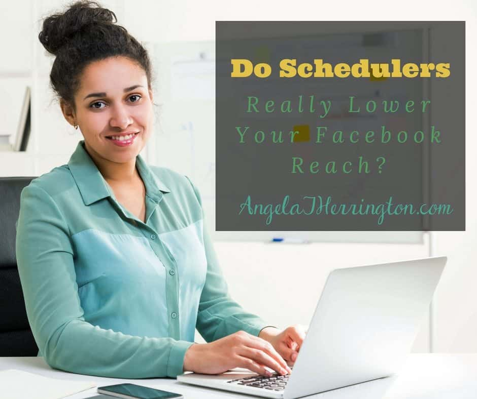 Do Schedulers Really Lower Your Facebook Reach?