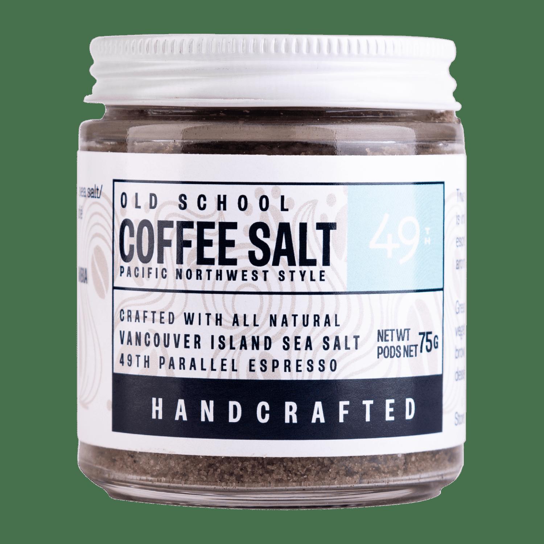 Coffee Salt