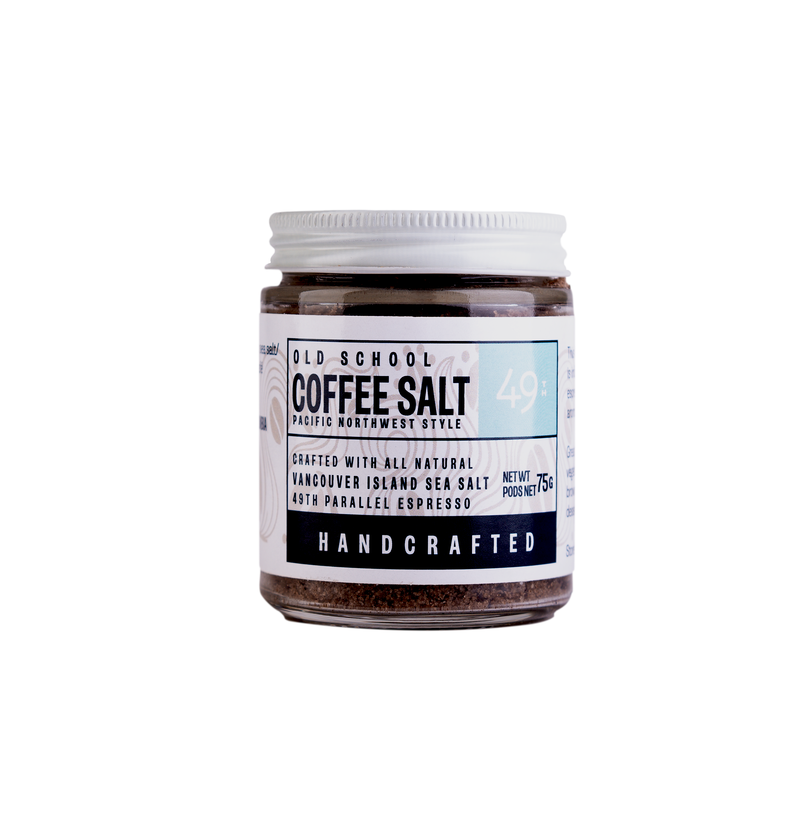 Coffee Salt Pacific Northwest Style