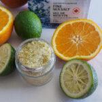 Orange and Lime Sea Salt