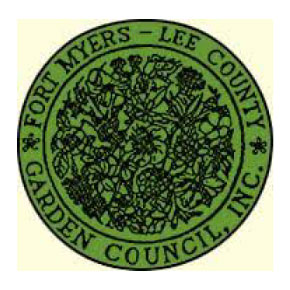 Fort Myers Lee County Garden Council Logo