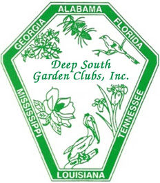 Deep South Garden Clubs Logo