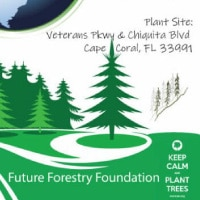 Tree Planting Saturday August 24, 2019